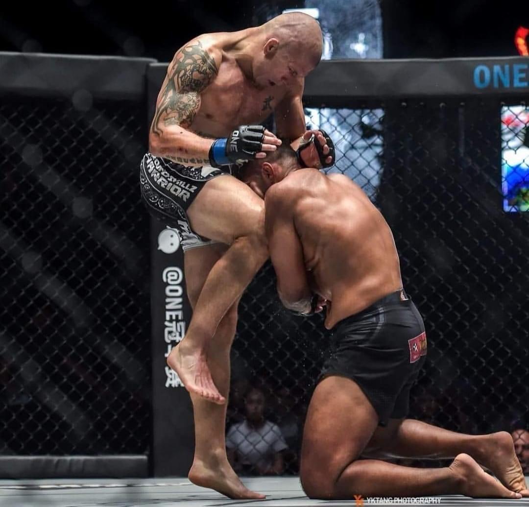 Zebaztian Kadestam, om sin bakgrund, framtid, och hur stort MMA är i Asien