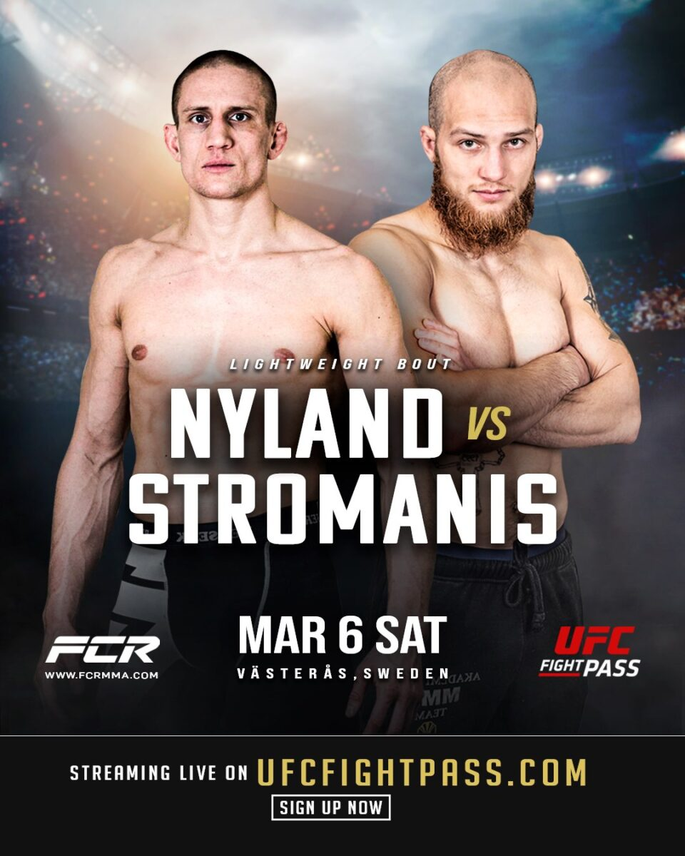 FCR 8: Geir Kåre Nyland vs. Rahmads Stromanis