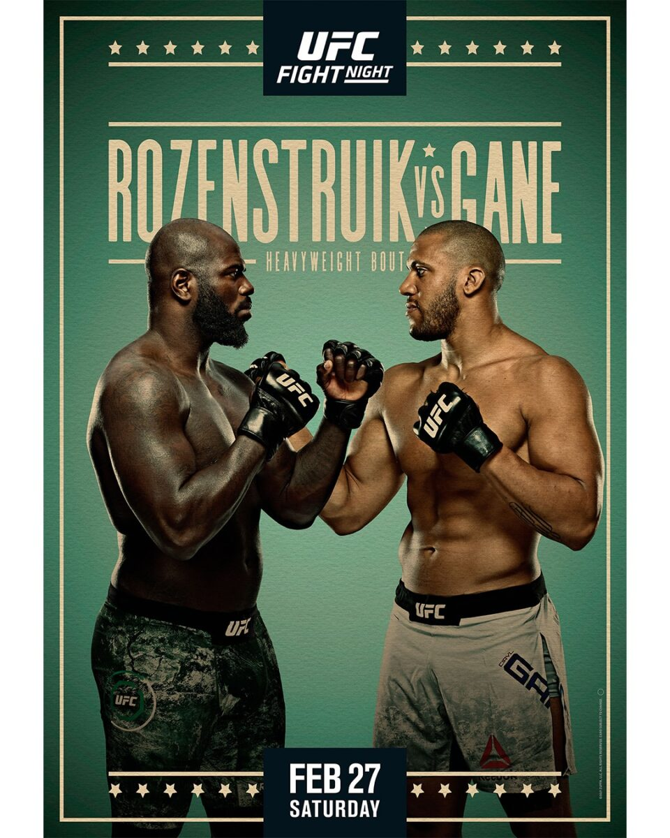 Uppsnack med Book: UFC Fight Night 186