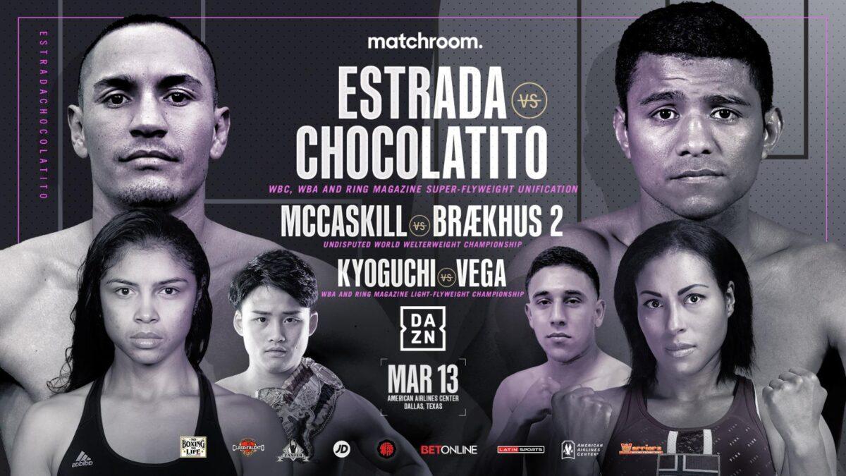 Söndagskrönikan: Braekhus vs McCaskill, Ringhörnan, BKFC, och vardagsboxning m.m.