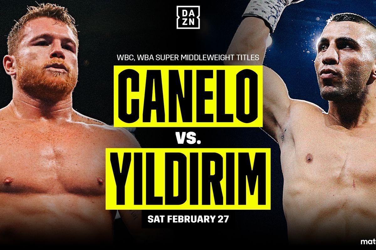 """Canelo vs Yildirim är """"ljummen"""" på pappret men världen tittar med spänning ändå!"""