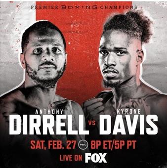 Make or Brake för Anthony Dirrell i matchen mot Kyrone Davis i helgen