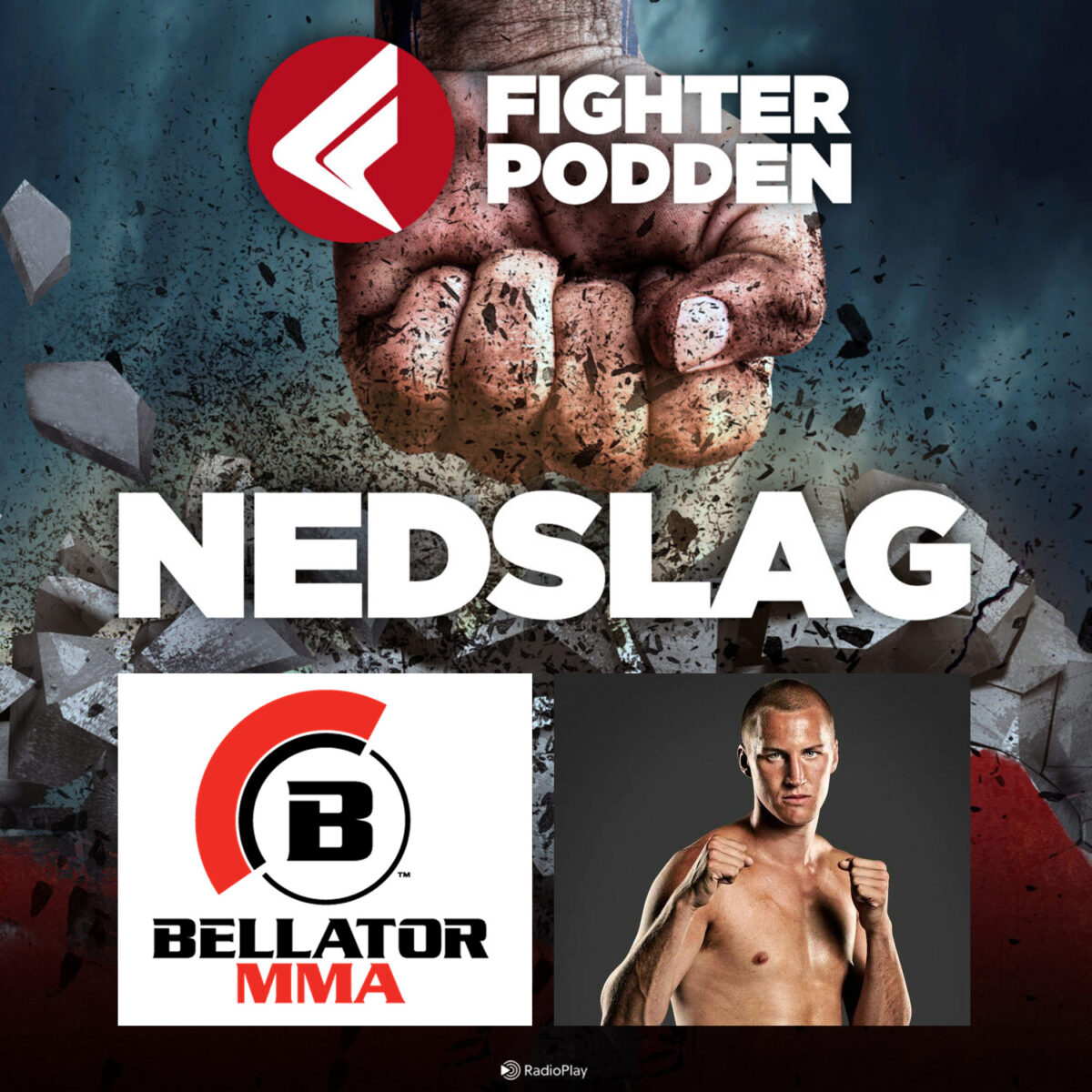 Fighterpodden 90. Bellator, UFC 258 och Otto Wallin
