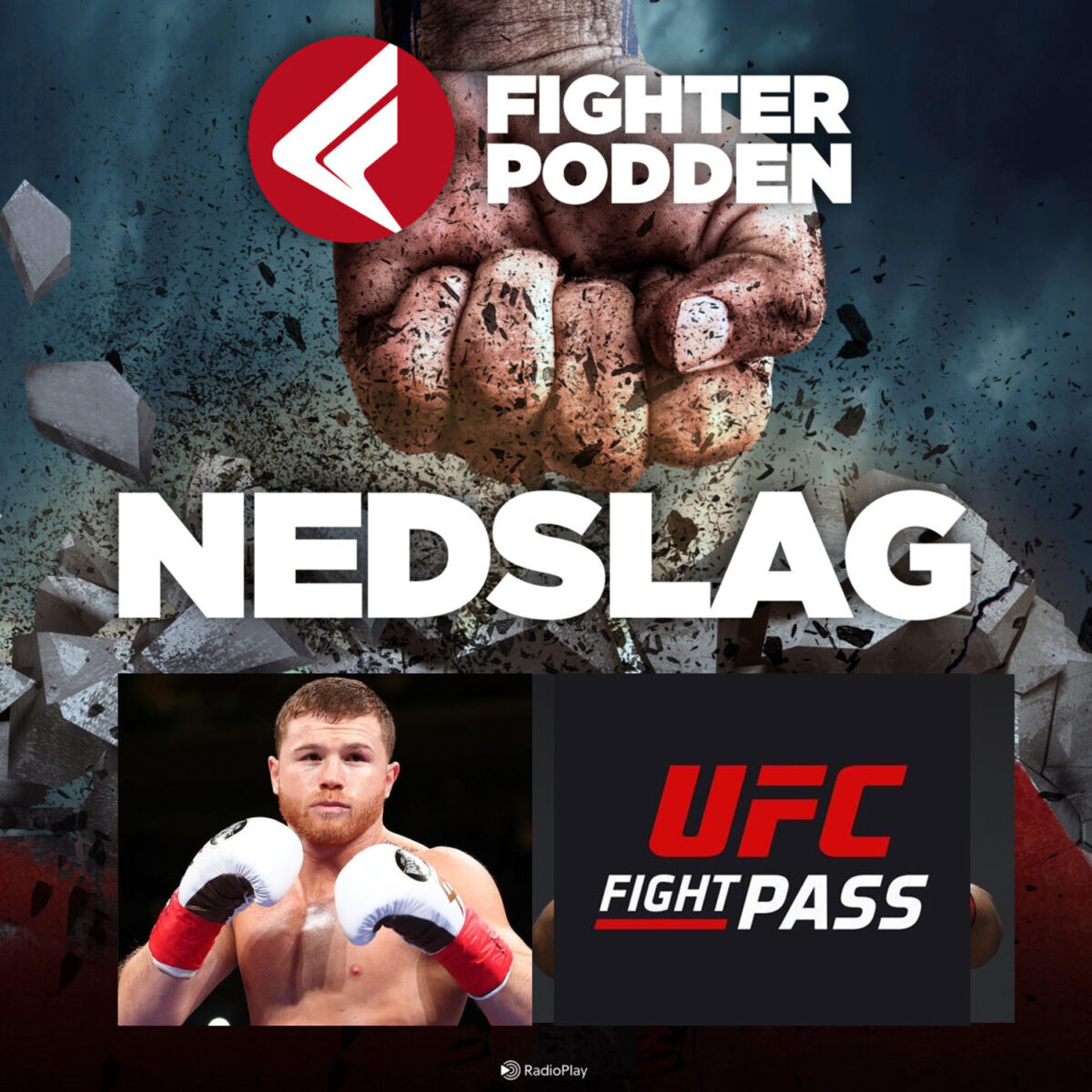 Fighterpodden 92. Canelos återkomst, Otto Wallins seger och UFC Fight Pass