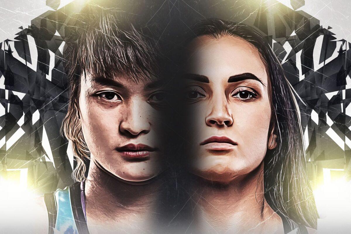 ONE FC värmer upp inför UFC-helgen med spännande fight på lägsta vikten