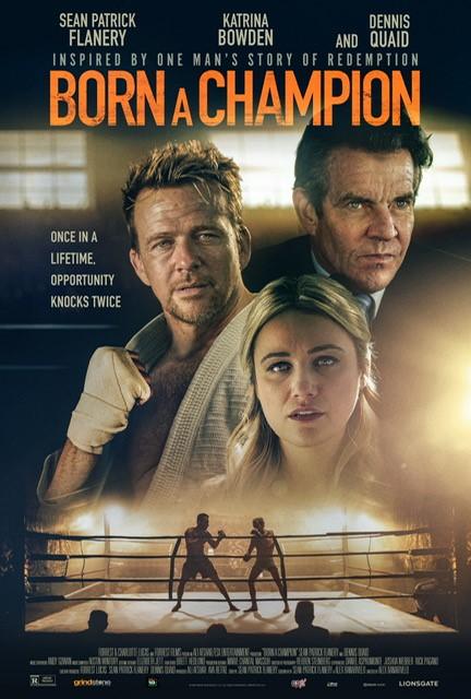 Ny spännande kampsportsfilm har haft premiär i USA