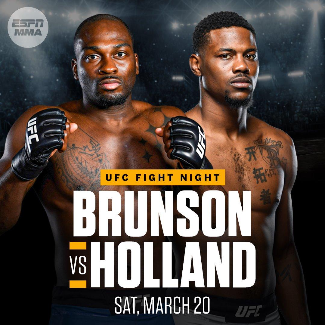 Uppsnack med Book: UFC Vegas 22 – Kevin Holland vs. Derek Brunson
