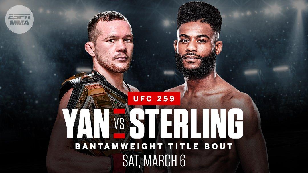 """UFC 259: Derséns tre slutsatser – """"Aljamain Sterling är en fruktansvärt oförtjänt världsmästare"""""""