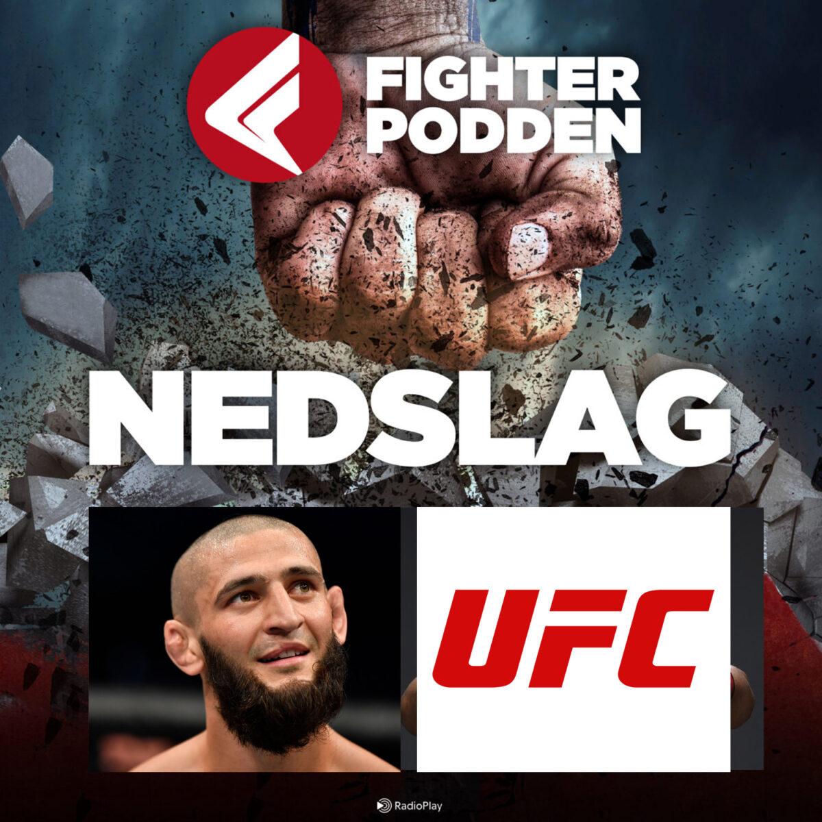 Fighterpodden 93. UFC 259, grapplingbråk och Chimaev i pension?