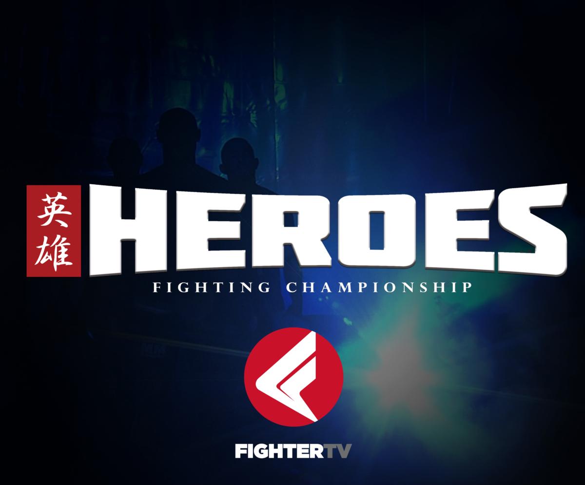 Heroes FC på FighterTV