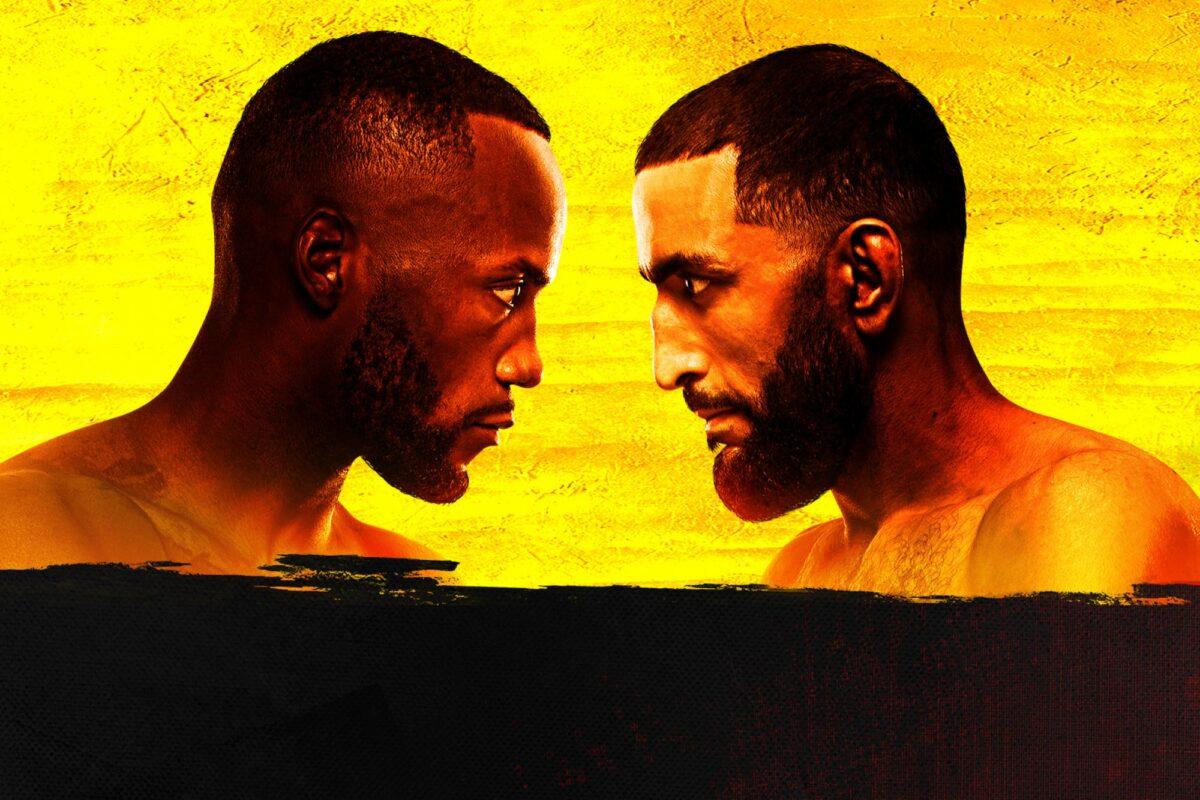Inför UFC Fight Night 187