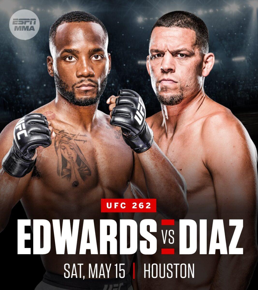 Redaktionens tankar: Om Nate Diaz comeback mot Leon Edwards