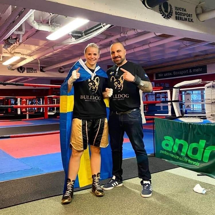 """Intervju med boxningstränaren Alex Da Silva – """"Det är under Bulldogs flagga vi fightas"""""""