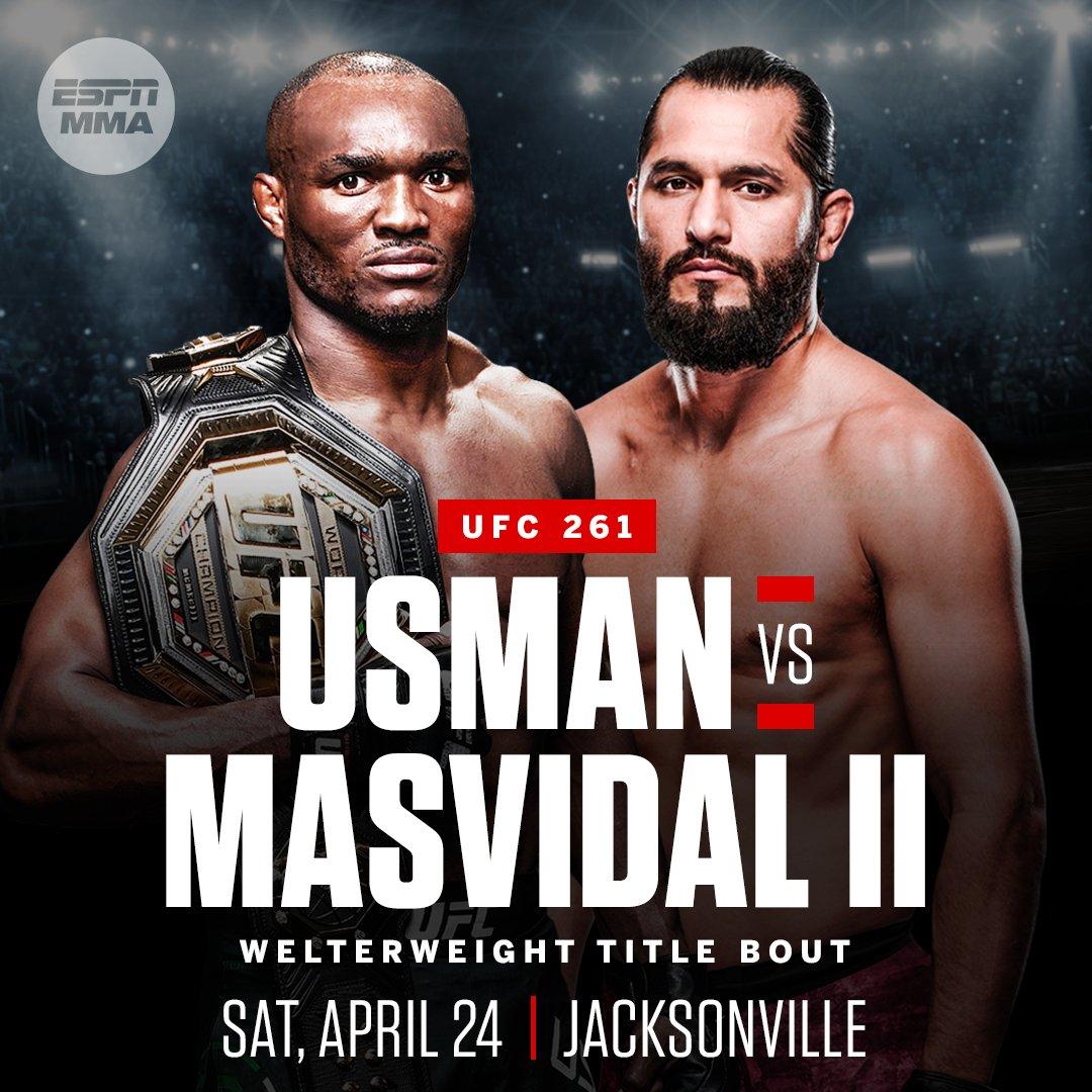 Inför UFC 261: Derséns tre punkter – Tror någon på Jorge Masvidal?