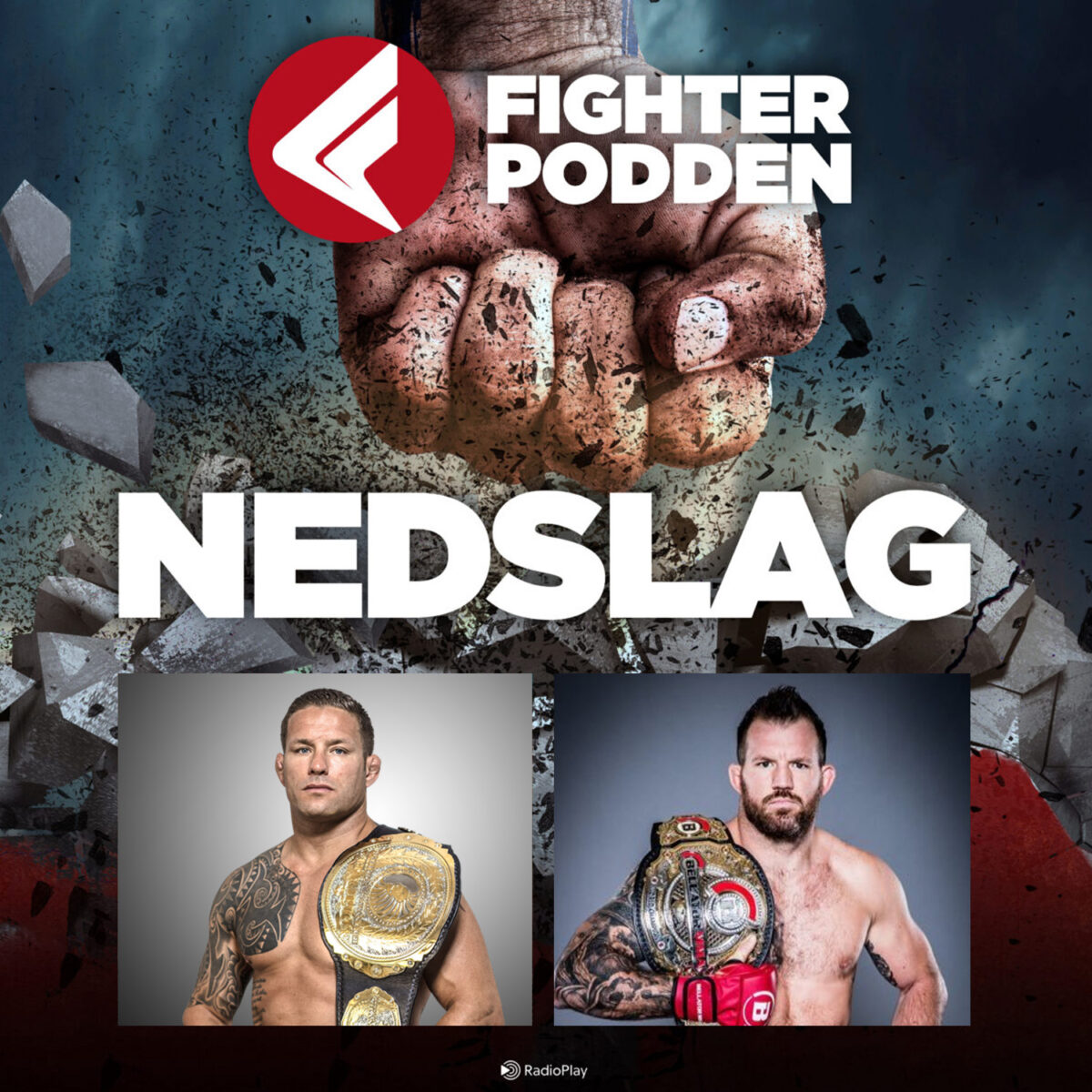 Fighterpodden Nedslag 98: Tack David Bielkheden!