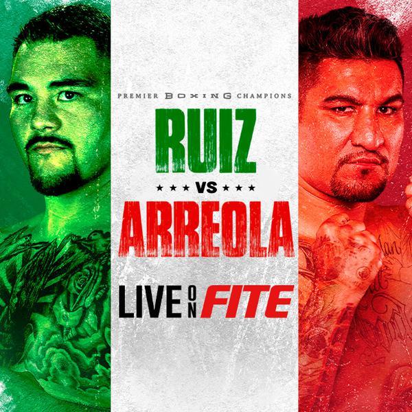 En slimmad Andy Ruiz gör comeback mot mexikanske rivalen Arreola på lördag