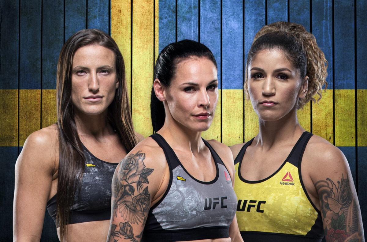 Men var är brudarna? Få koll på de svenska MMA-damerna!