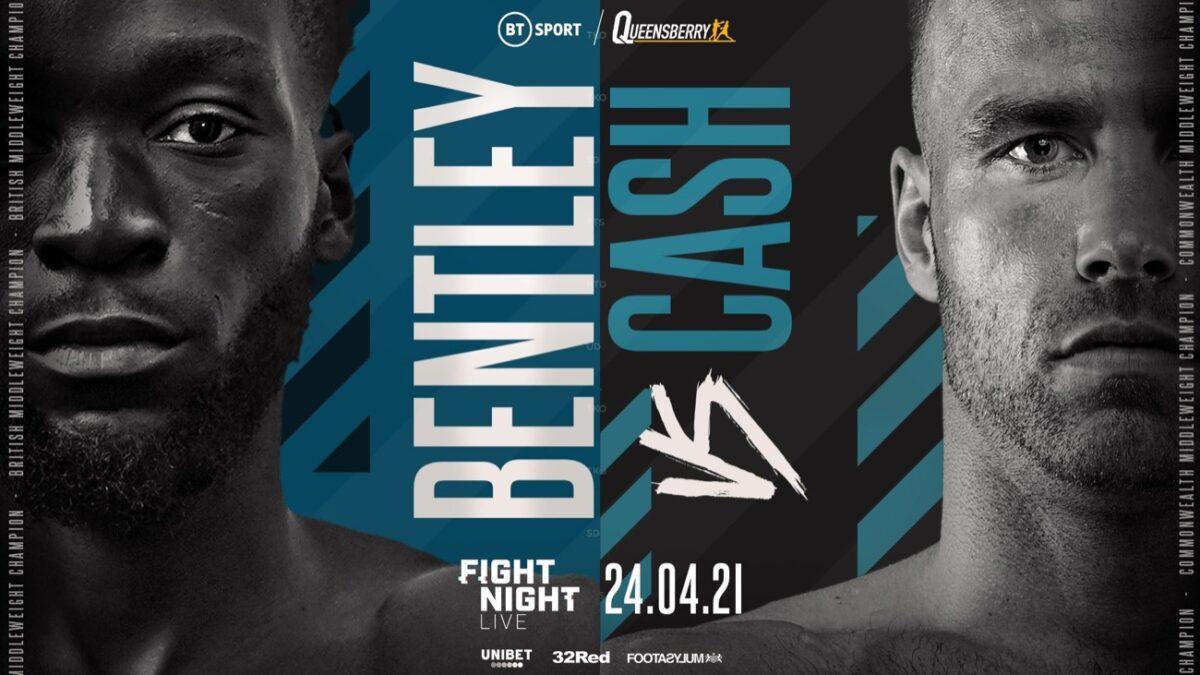 Två obesegrade mellanviktare gör upp om brittiska titeln på lördag – Denzel Bently vs Felix Cash