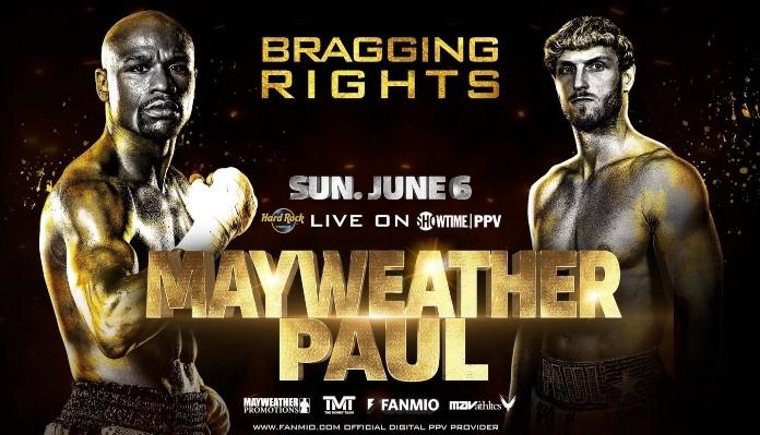 Krönika: Floyd Mayweather vs. Logan Paul – Allt har blivit ett skämt!