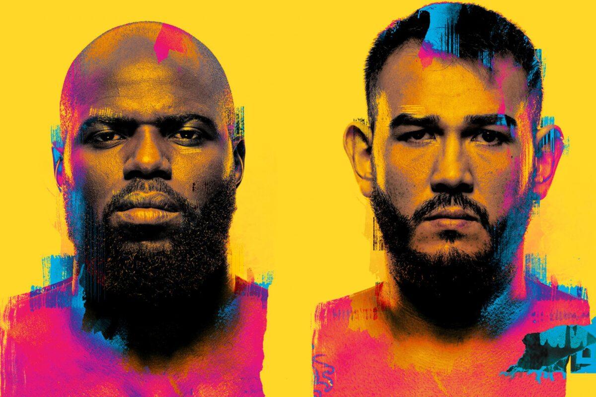 INFÖR: UFC Fight Night – Rozenstruik vs. Sakai
