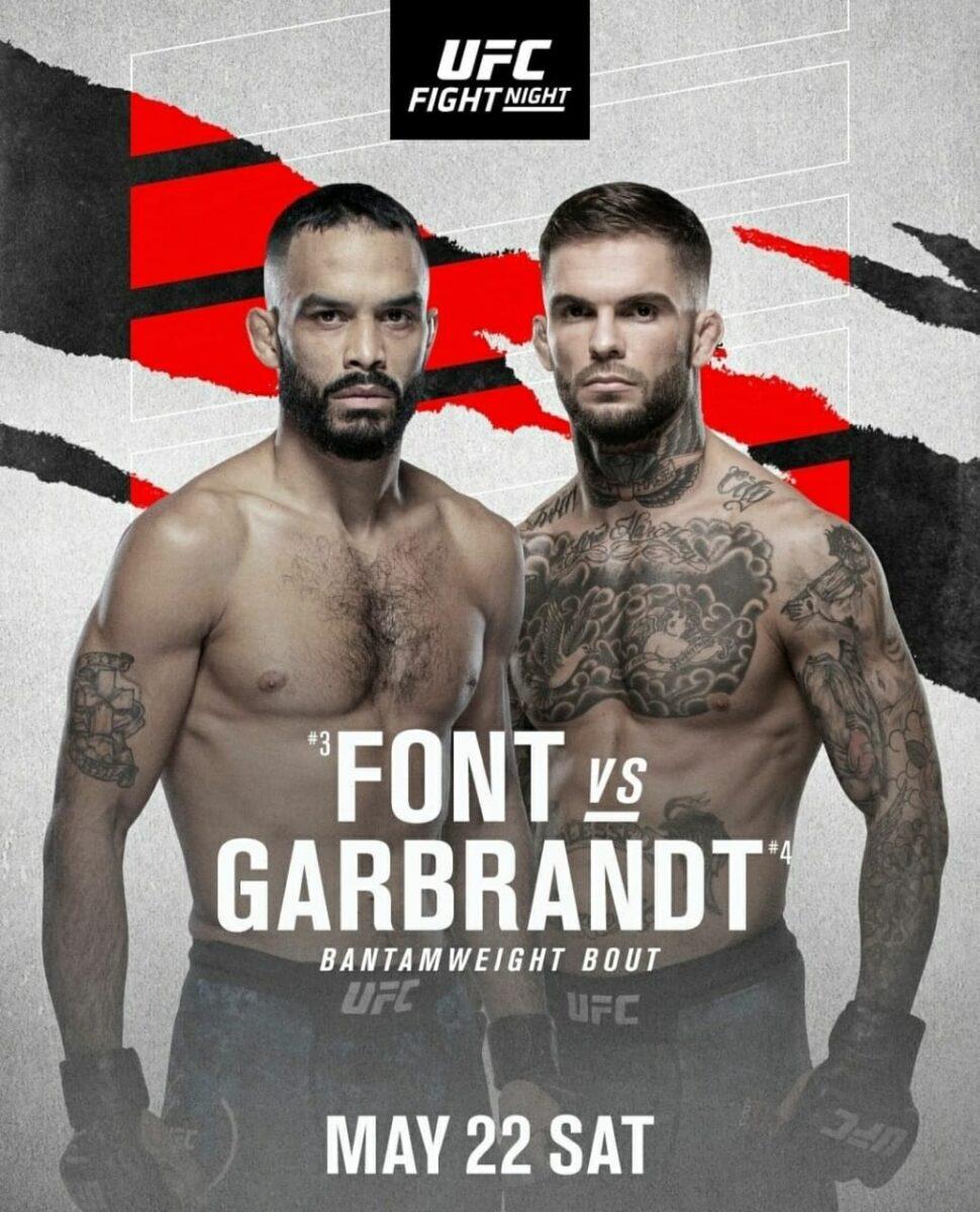 INFÖR: UFC Vegas 27 – Jack Hermansson tar sig an talangen