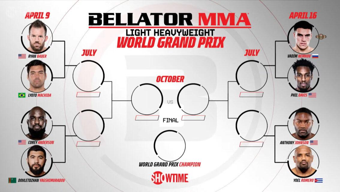 """Bellator 258 – Anthony """"Rumble"""" Johnson återvänder till sporten"""