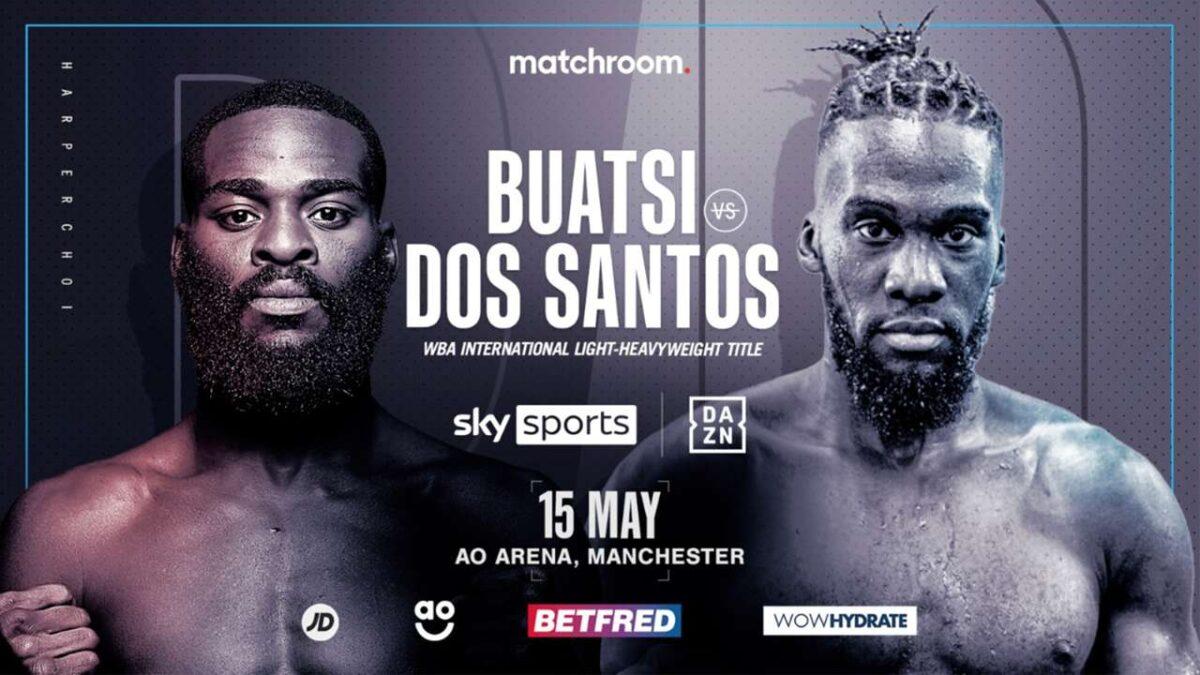Joshua Buatsi fightas i Manchester på lördag
