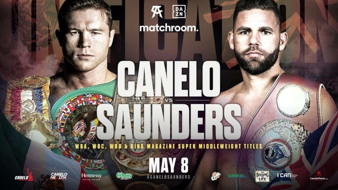 Boxnings-Sverige om Billy Joe Saunders vs Canelo Alvarez