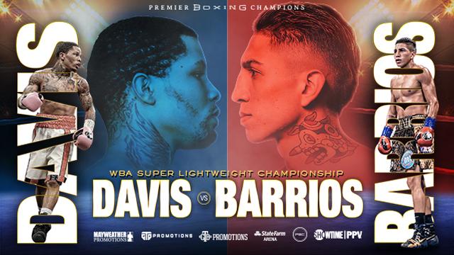 """Superfighten, Davis vs. Barrios är bara två helger bort – få en liten försmak med """"All Access"""" avsnitt 1"""