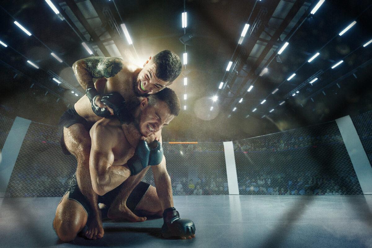 Sponsrad: Besökarguide till MMA-galor på casinon i Las Vegas