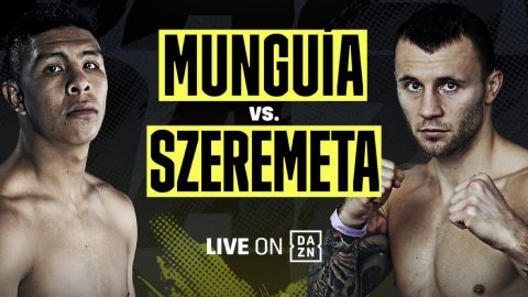 Helgens streaming-tips, Jamie Munguia vs. Kamil Szeremeta på DAZN lördag 19:e juni