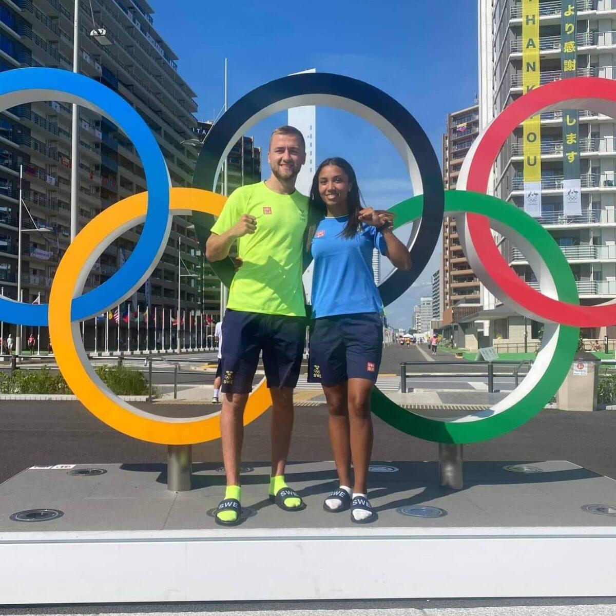 ALLT INFÖR OS I TOKYO: Tuff lottning för Chartoi och Alexiusson
