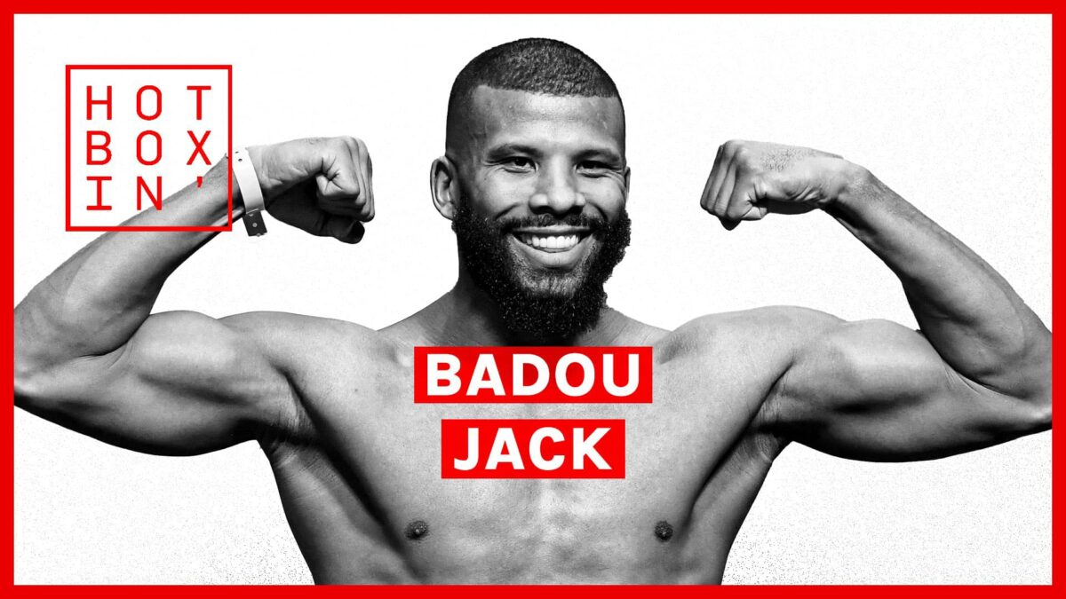 "Badou Jack medverkar i Mike Tysons podd ""Hotboxin'"""