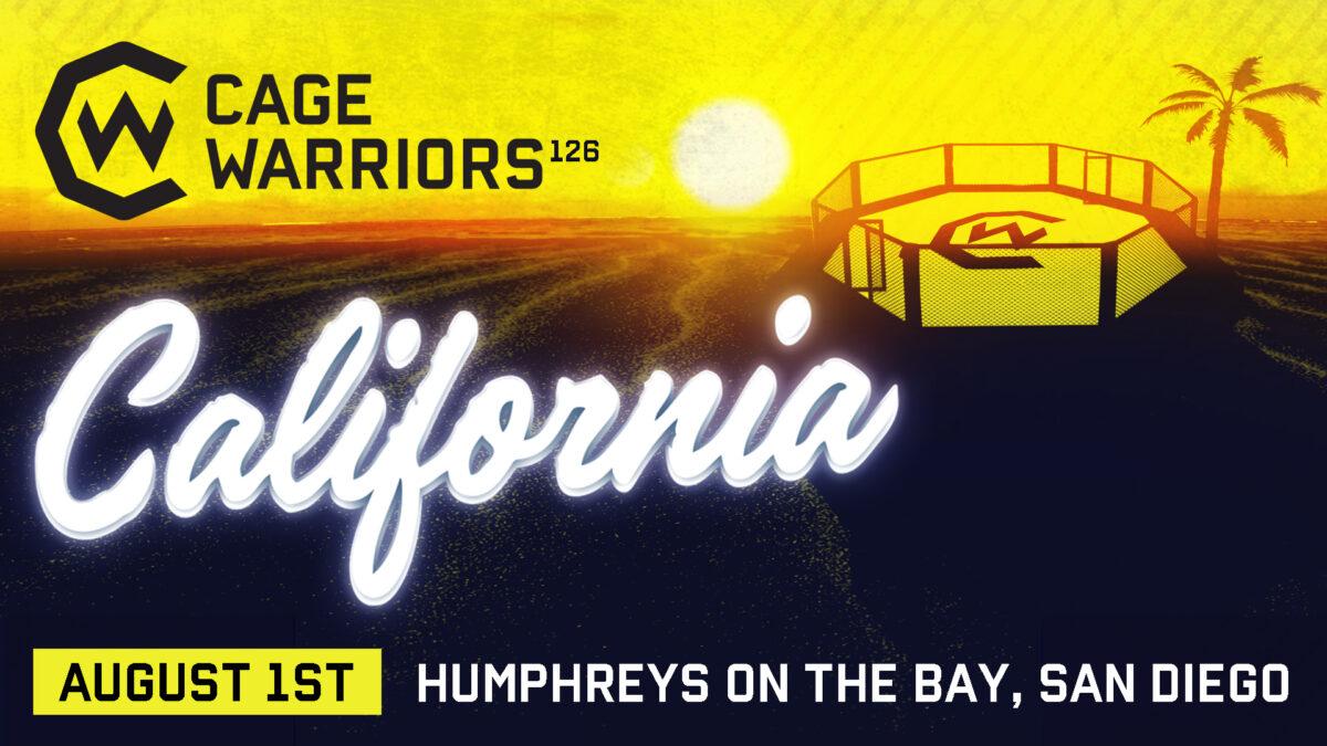 Cage Warriors 126 i San Diego – idel amerikanskt i buren