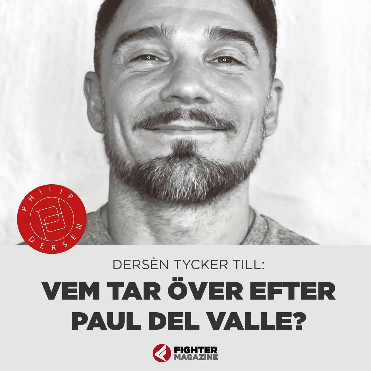 Dersén tycker till: Vem tar över som kommentator efter Paul Del Valle?