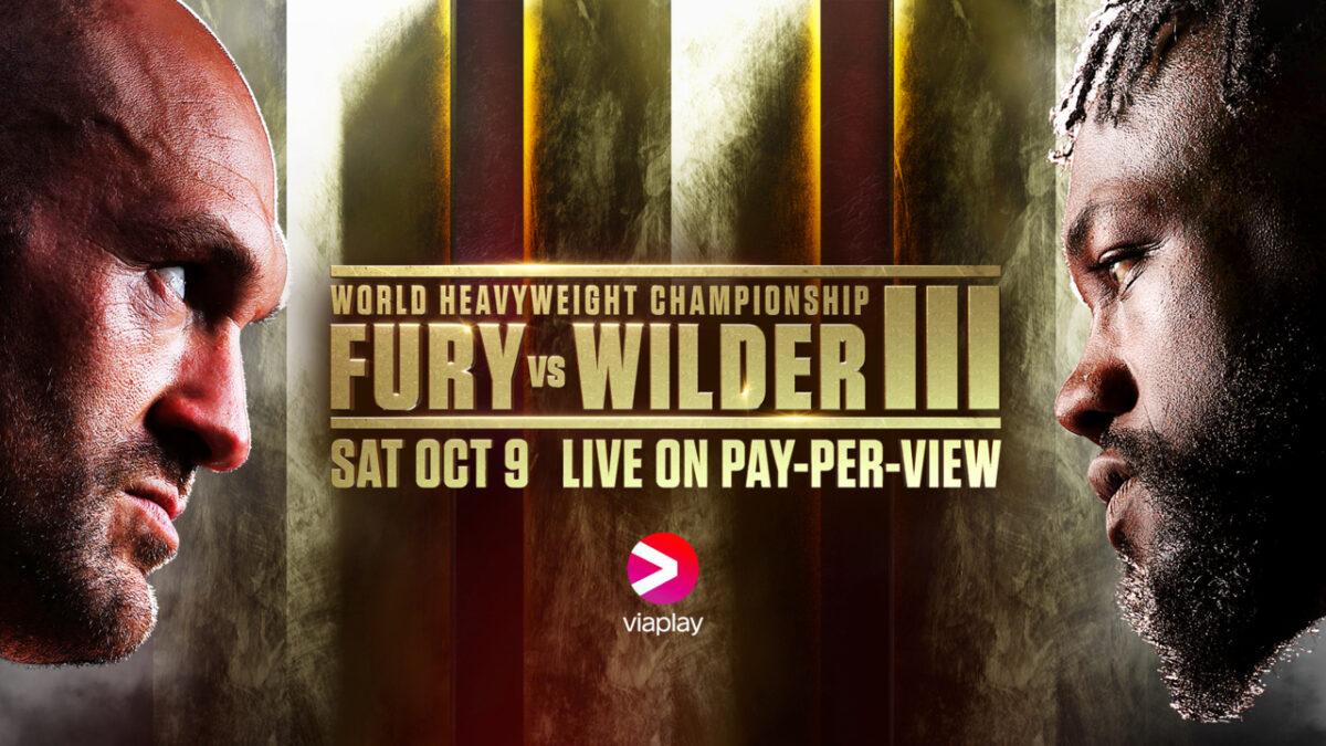 Tredje gången gillt för Tyson Fury vs Deontay Wilder
