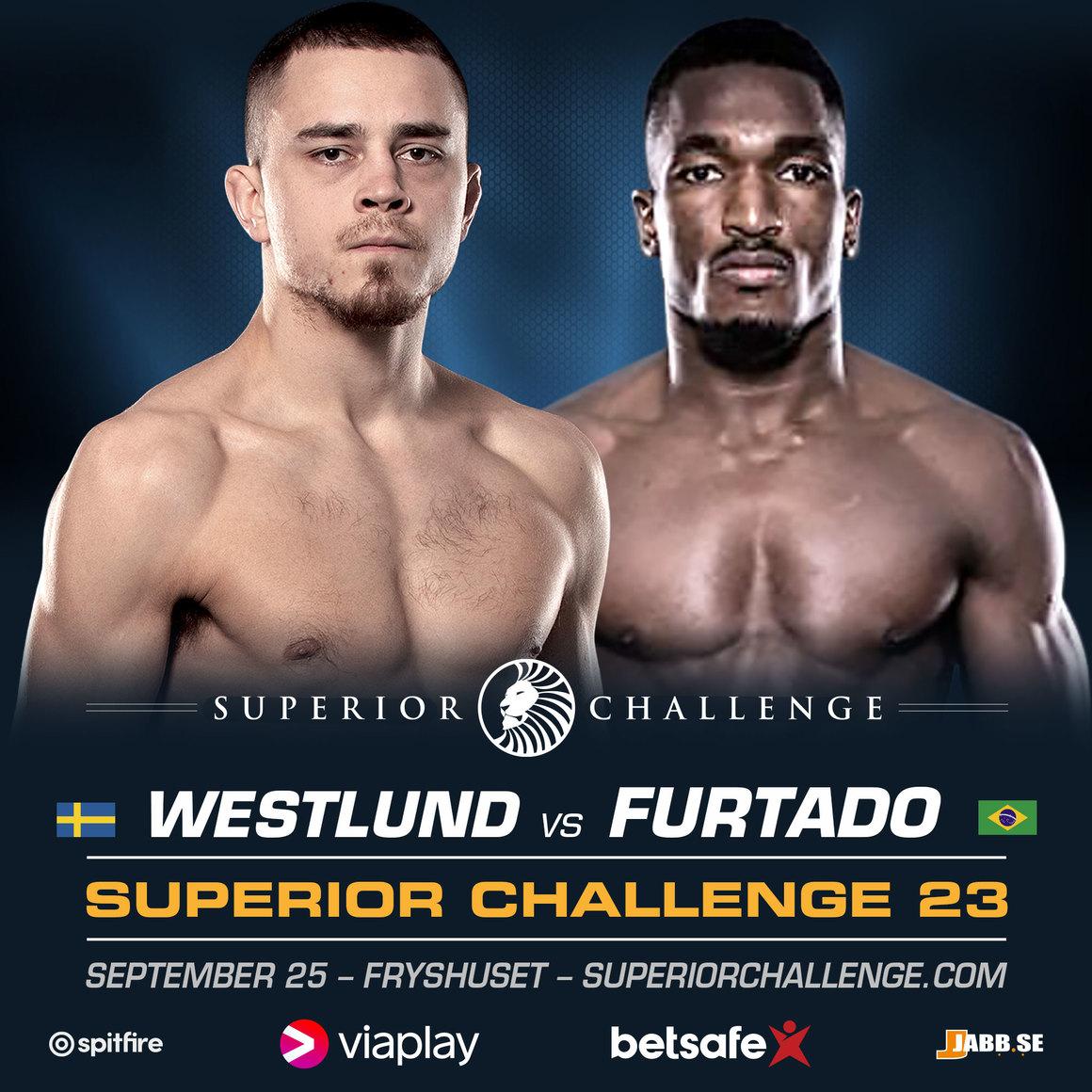 Superior Challenge 18: Westlund möter Bellator-veteran