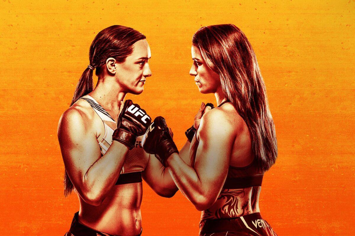 Inför UFC Fight Night 195: Ladd vs. Dumont